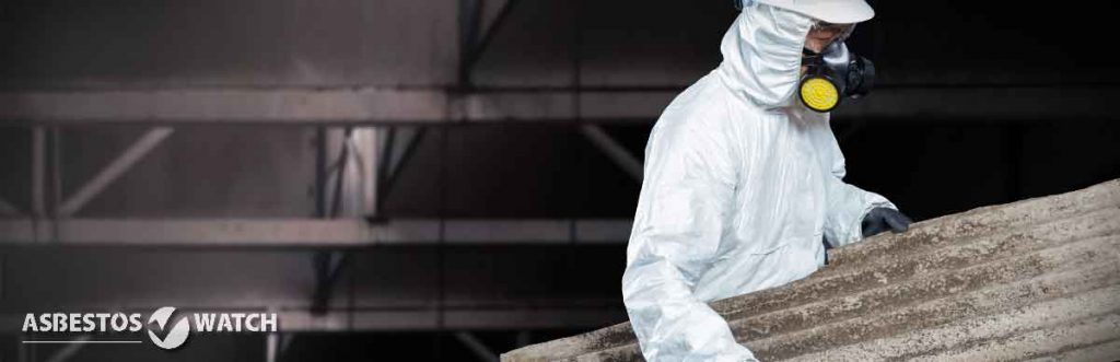 Wollongong asbestos roof removal
